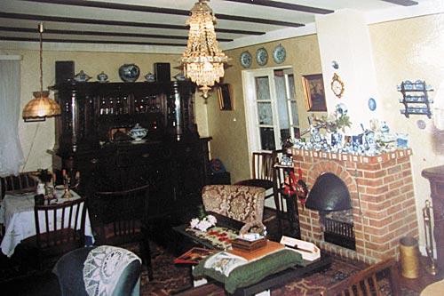 Achterdeck 9 Travemünde - Old Dutch