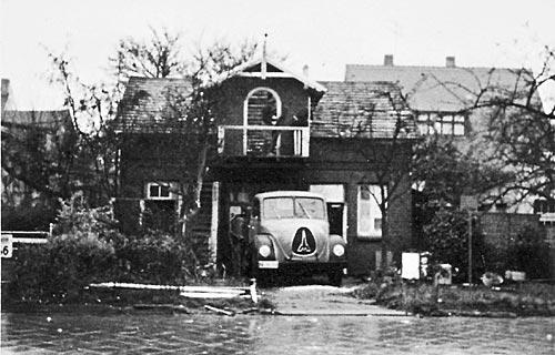 Bertlingstraße 2 - frühe 50er Jahre