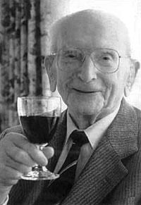 Erich Bremer 105. Geburtstag