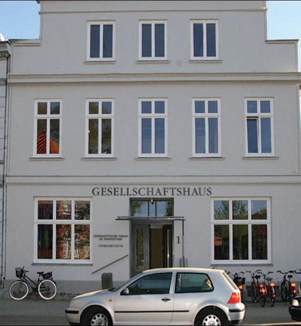 Torstraße 1 - Gesellschaftshaus