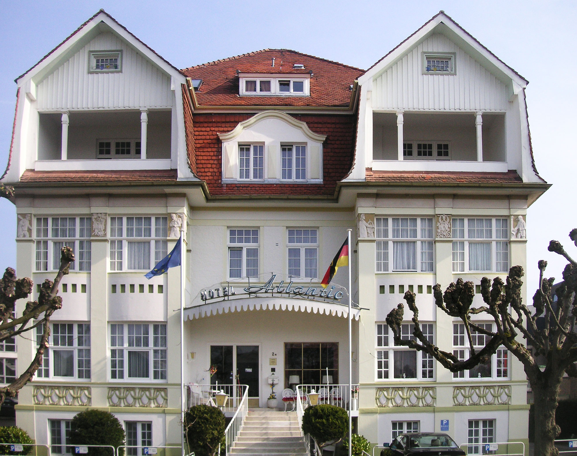Hotel Atlantic Travemünde