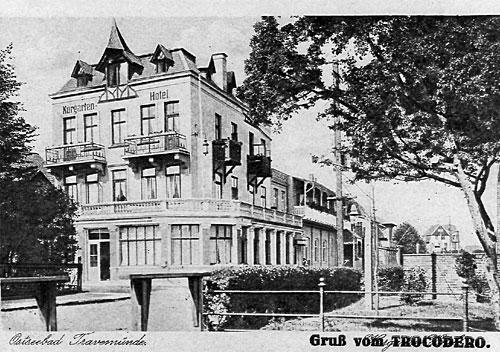Kurgartenstr. 143 - Kurgarten Hotel Trocadero
