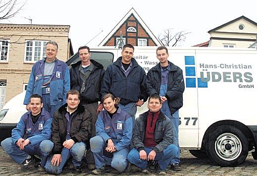 Hans-Christian Lüders GmbH - Mitarbeiter
