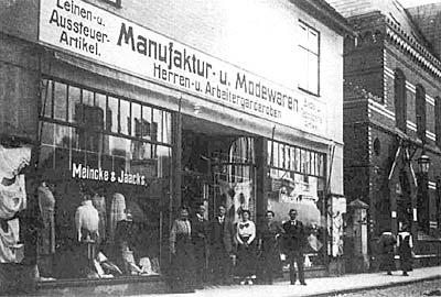 Manufaktur- und Modewaren Meincke & Jaacks