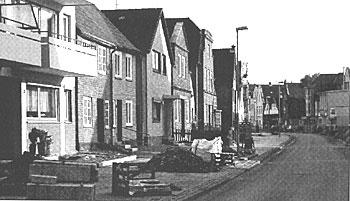 Kurgartenstraße in Travemünde
