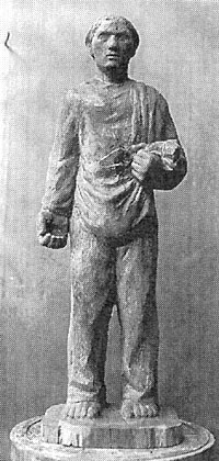 Erich Prüßing - Sämann