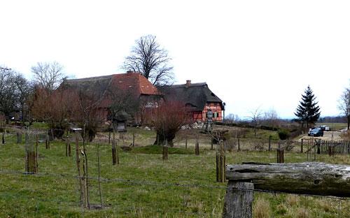 De Sehnsuchtsbarg - Biohoff Altmann an'n Weg