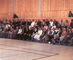 Einweihung Senator-Emil-Possehl-Halle