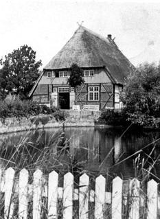 Theodor-Schwartz-Haus, Reetdachhaus, Abb. 2