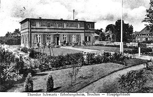 Theodor-Schwartz-Haus, Hauptgebäude, Abb. 3