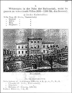 Villa Charlott - Vermietungsangebote