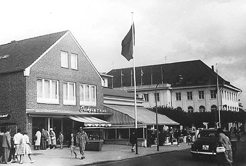 Bertlingstraße 2 - Anfang der 60er Jahre