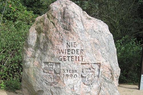 Gedenkstein Priwall