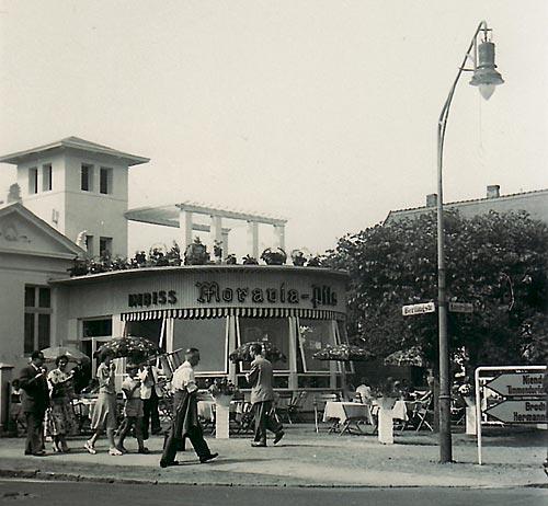 Kaiserallee 1 - 60er Jahre