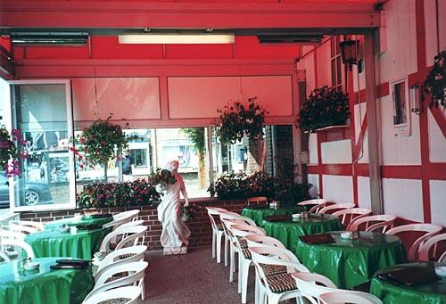 Kaiserallee 1 - Restaurant Bellavista