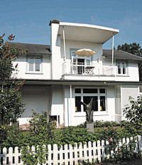 Kaiserallee 29 und 29 a - Das Haus Holscher