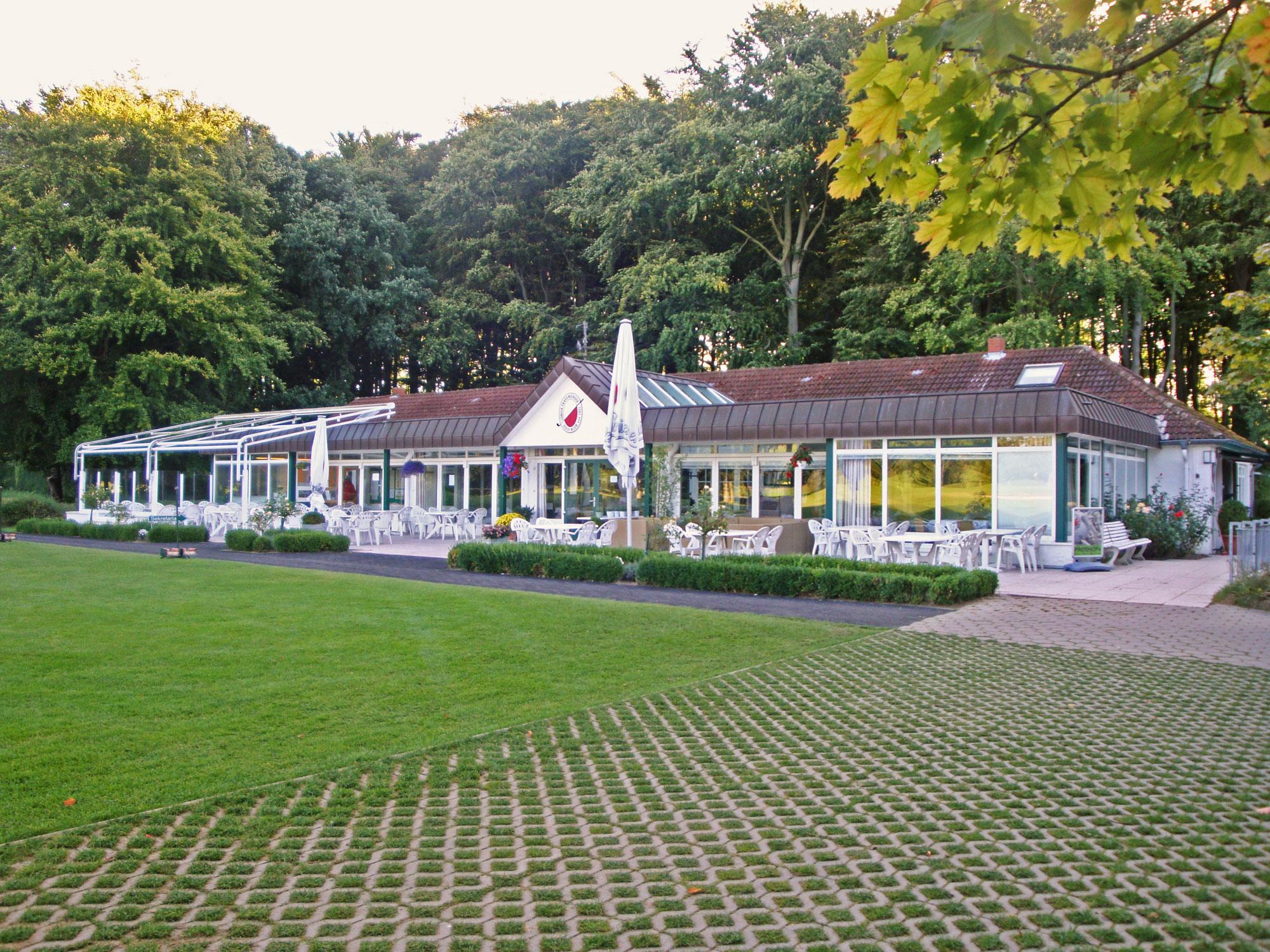 Kowitzberg 41 - Klubhaus des Lübeck-Travemünder Golf-Klubs (LTGK)