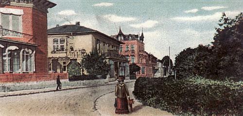 Kurgartenstr. 143 - Am Lotsenberg