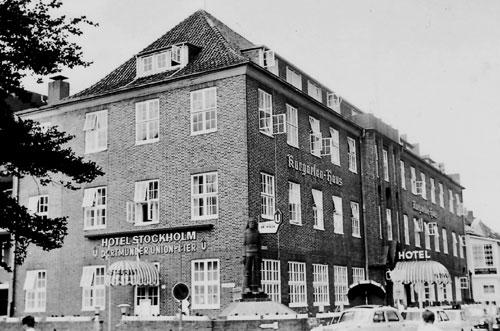 Kurgartenstr. 143 - Hotel Stockholm