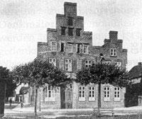 Alte Vogtei in Travemünde