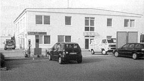 neue Polizeistation im Moorredder in Travemünde