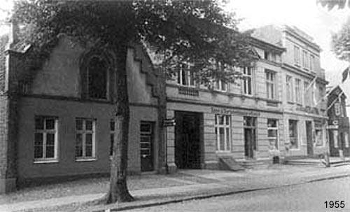 Torstraße 1, 1955