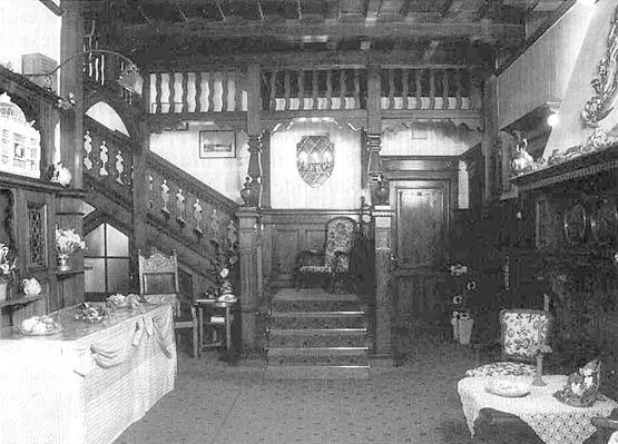 Villa Charlott - Eingangshalle